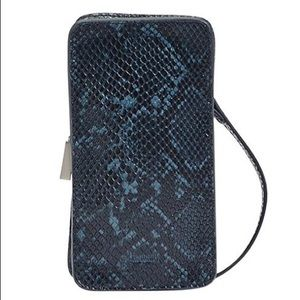 Hammitt🌼424 leather phone convertible crossbody